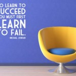 Learn to fail successfully